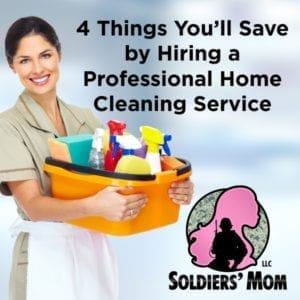 4 Things You'll Save By Hiring A Professional Home Cleaning Service
