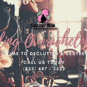 Feeling Overwhelmed and Having Lockdown Anxiety? It's Time to Declutter and Destress!