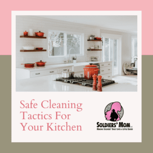 Safe Cleaning Tactics For Your Kitchen
