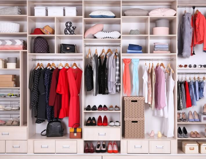 Home Organization and De-cluttering