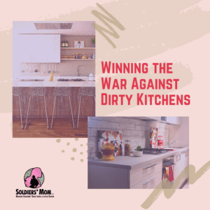 Winning the War Against Dirty Kitchens